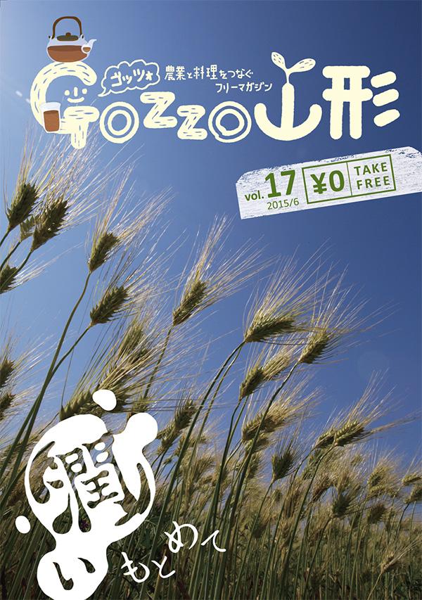 ゴッツォ山形 第17号